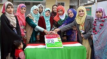 راولپنڈی: منہاج القرآن ویمن لیگ کی قائد ڈے تقریب