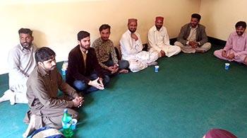 سیالکوٹ: یوسی بھڑتھانوالہ میں تحریک منہاج القرآن اور ذیلی فورمز کی تنظیم سازی