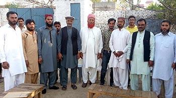 سیالکوٹ: یونین کونسل مالومہے میں تحریک منہاج القرآن اور ذیلی فورمز کی تنظیم سازی