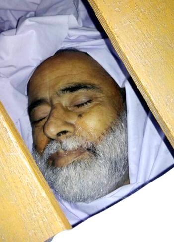 شیخ الاسلام ڈاکٹر محمد طاہرالقادری کے دیرینہ رفیق عظمت علی بھٹی انتقال کر گئے