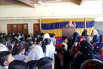 ٹوبہ ٹیک سنگھ: منہاج ہائر سیکنڈری سکول نواں لاہور میں سالانہ امتحانات کے رزلٹ کی تقریب