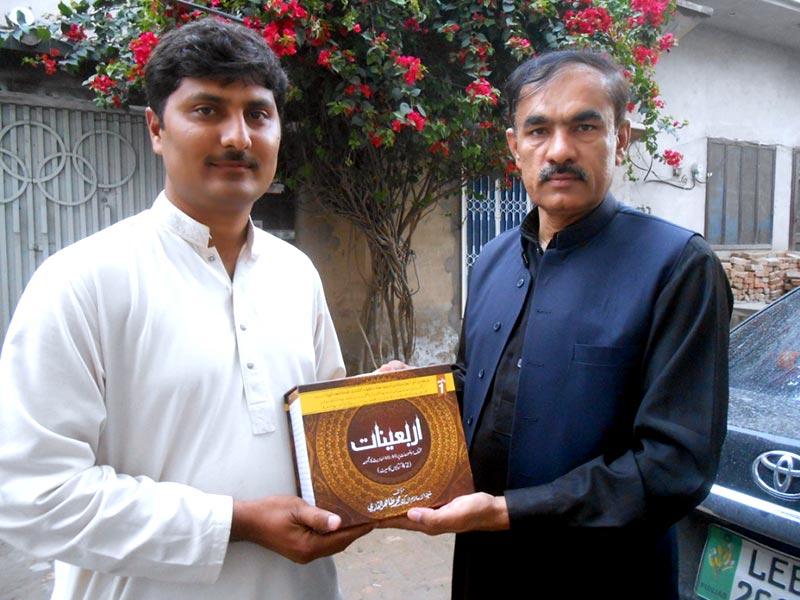 ٹوبہ ٹیک سنگھ: تحریک منہاج القران تحصیل گوجرہ کا تنظیمی اجلاس