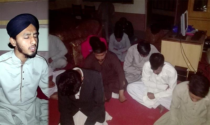 جہلم: منہاج القرآن یوتھ لیگ کا ماہانہ شب بیداری کا آغاز