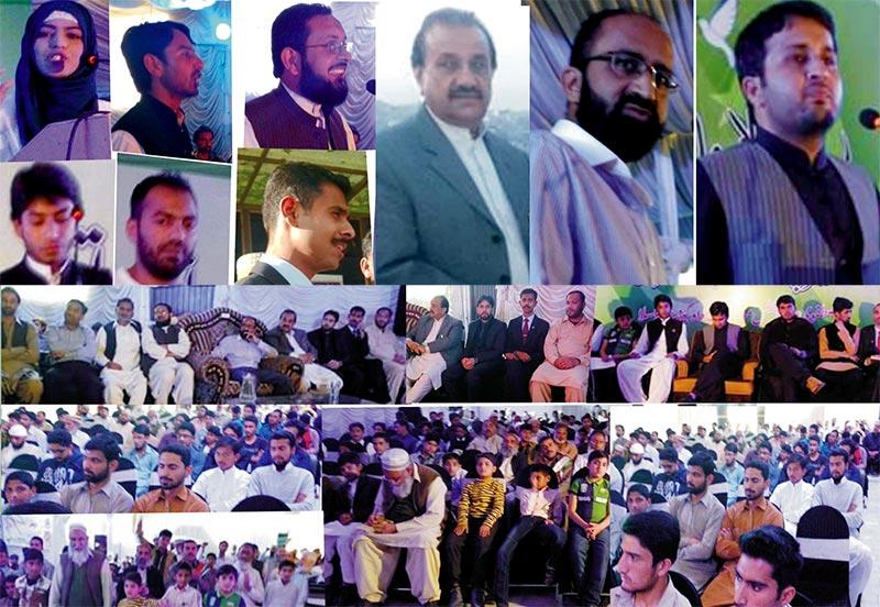 ٹیکسلا: یومِ پاکستان پر ایم ایس ایم کی 'تعمیرِ پاکستان طلبہ کانفرنس'