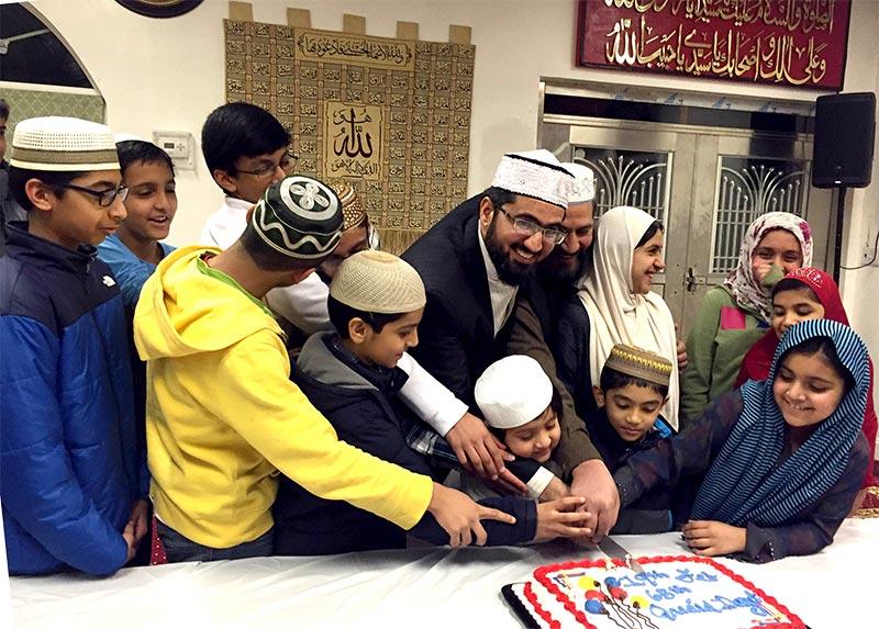 امریکہ: منہاج القرآن انٹرنیشنل کی کنکٹیکٹ میں قائد ڈے کی تقریب