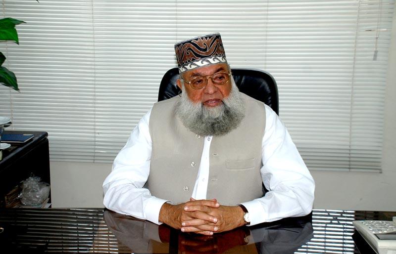 پاکستان کو خلیفہ اول رضی اللہ عنہ کے نقش قدم پر چلنے والے حکمران چاہئیں : فیض الرحمن درانی