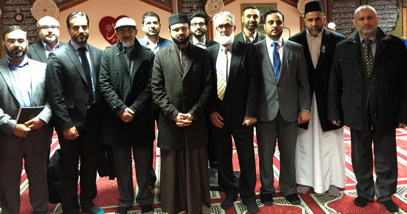 یوکے: منہاج القرآن انٹرنیشنل کی ایگزیکٹیو کونسل کا اجلاس، ڈاکٹر حسن قادری کی خصوصی شرکت