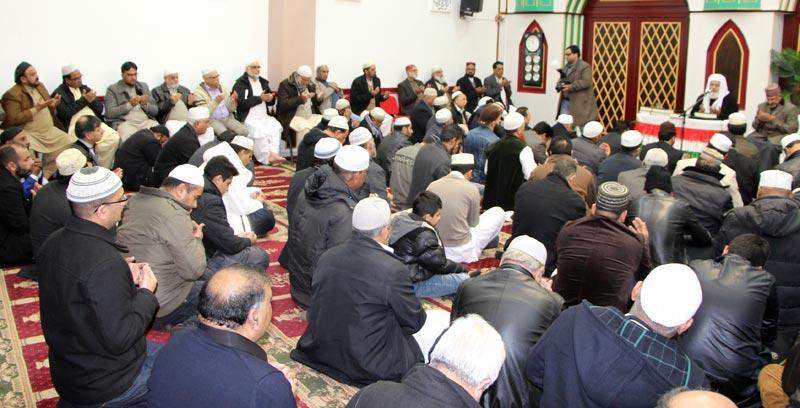فرانس: منہاج القرآن انٹرنیشنل کے صدر چوھدری محمد اعظم کی خوشدامن کا ختمِ چہلم