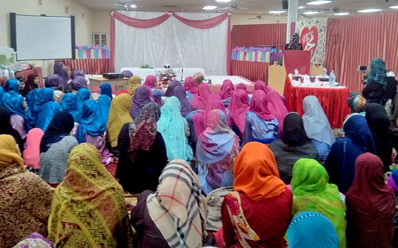 Canada: Milad-un-Nabi (PBUH) gathering held