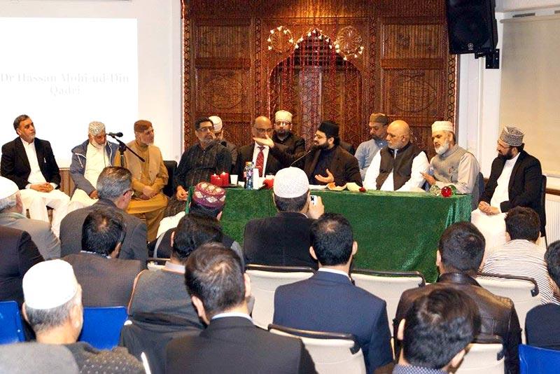 ناروے: منہاج القرآن انٹرنیشنل کا ورکرز کنونشن، ڈاکٹر حسن محی الدین قادری کی شرکت