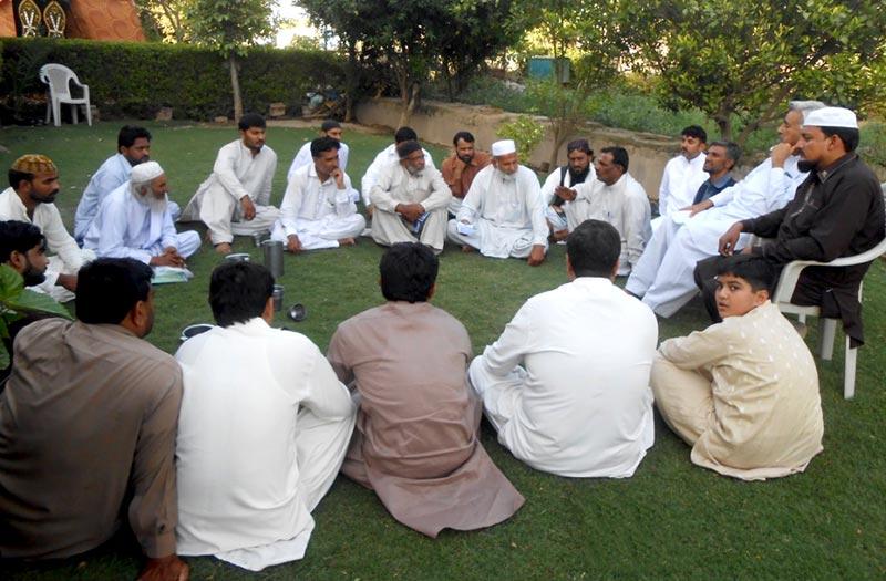ٹوبہ ٹیک سنگھ: تحریک منہاج القرآن اور پاکستان عوامی تحریک کا گوجرہ میں مشترکہ اجلاس