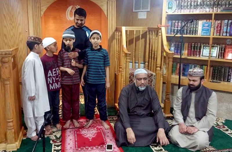 امریکہ: منہاج القرآن انٹرنیشنل کی نیوجرسی میں یوتھ ورکشاپ