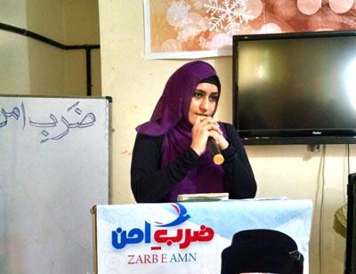 Karachi: MWL holds organizational training workshop