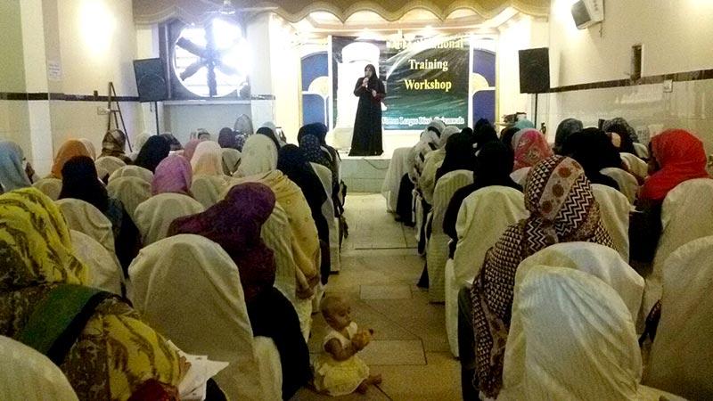 گجرانولہ: منہاج القرآن ویمن لیگ کی تنظیمی و تربیتی کنونشن