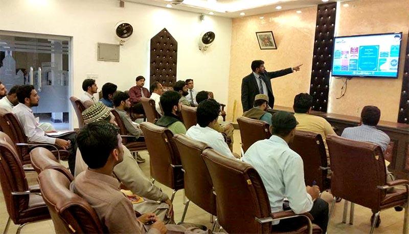 لاہور: منہاج یوتھ لیگ کی مرکزی تربیت کونسل کا 'ٹریننگ آف ٹریننر' کیمپ