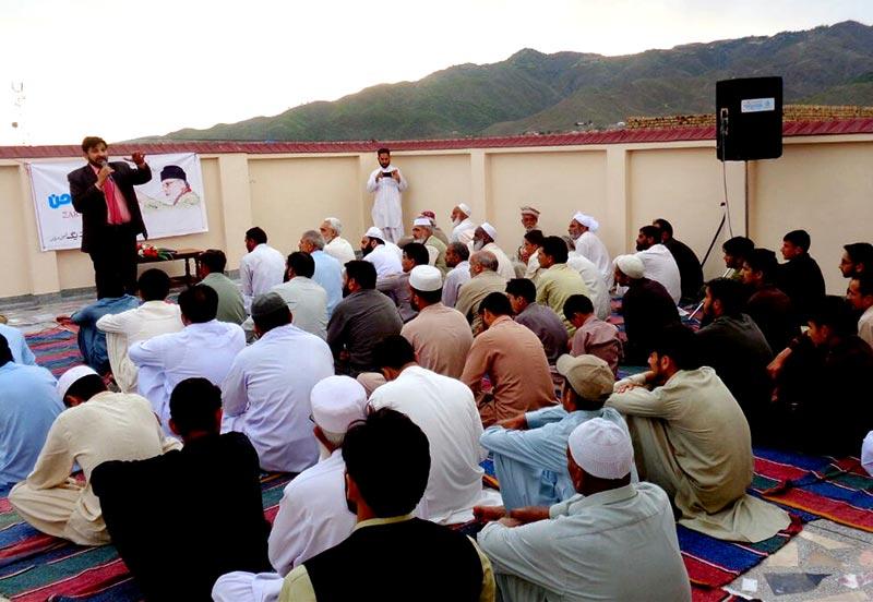 حویلیاں: منہاج القرآن یوتھ لیگ کی ضرب امن ٹریننگ ورکشاپ