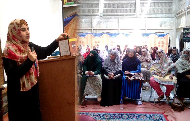 جھنگ: منہاج القرآن ویمن لیگ کی ضلع جھنگ میں مختلف مقامات پر تنظیمی و تربیتی ورکشاپس