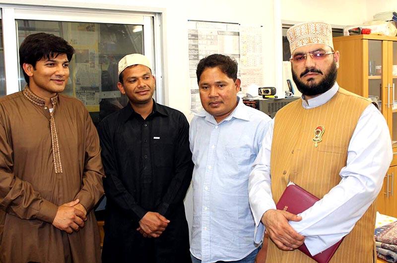 جاپان: منہاج القرآن کی معراج مصطفیٰ کانفرنس میں فلپائنی نوجوان کا قبول اسلام