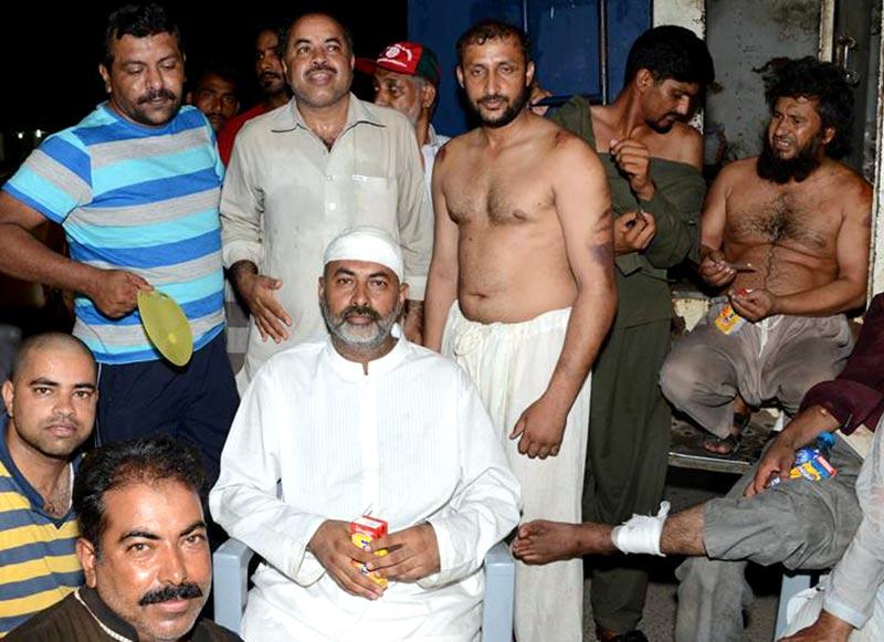 ڈی آئی جی رانا عبدالجبار اور ایس پی طارق عزیز کے حکم پر پولیس اہلکاروں نے فائرنگ کی:گواہان