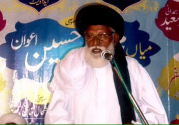 ملک غلام محمد اعوان کے انتقال پر ڈاکٹر طاہرالقادری و دیگر قائدین کا اظہار تعزیت