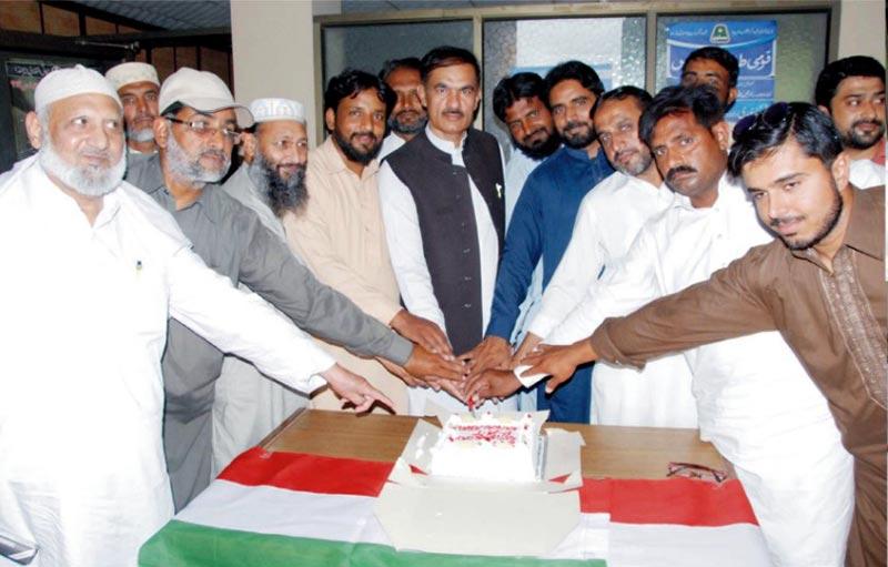 فیصل آباد: تحریک منہاج القرآن کی ایگزیکٹو کونسل کا اجلاس