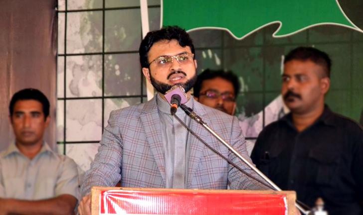 Peaceful Karachi sign of peaceful Pakistan: Dr Hassan Mohi-ud-Din Qadri addresses seminar 'politics for state'