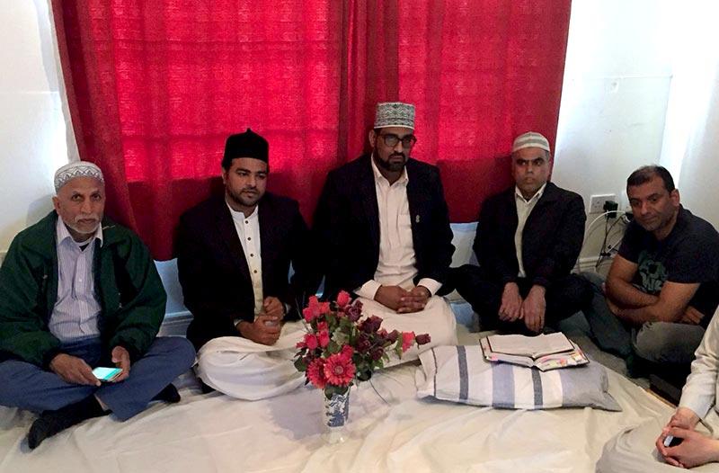 آئر لینڈ: منہاج القرآن انٹرنیشنل کی ماہانہ مجلس ختم الصلوٰۃ علی النبی (ص)