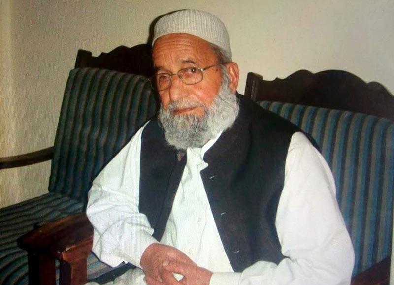 Dr Tahir-ul-Qadri grieved over passing away of Umar Riaz Abbasi's father
