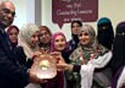 UK: MWL (Birmingham) gets an awarded from Hodge Hill Girls School