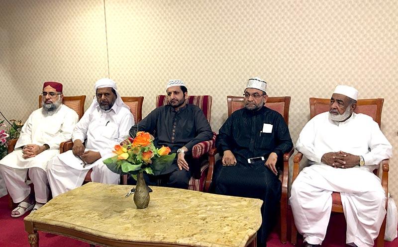 متحدہ عرب امارات: منہاج القرآن انٹرنیشنل شارجہ کے زیراہتمام یومِ شہداء کی تقریب