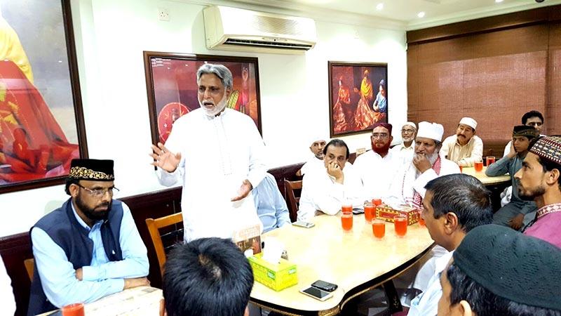 متحدہ عرب امارات: منہاج القرآن انٹرنیشنل دبئی کے زیراہتمام یومِ شہداء کی تقریب