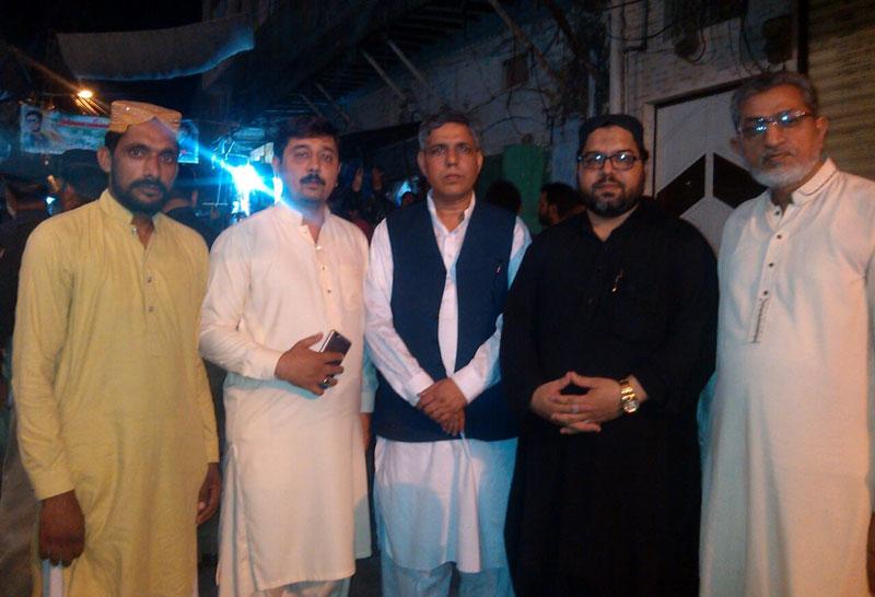سیالکوٹ: یوم علی پر پاکستان عوامی تحریک کے رہنماؤں کی مجالس میں شرکت