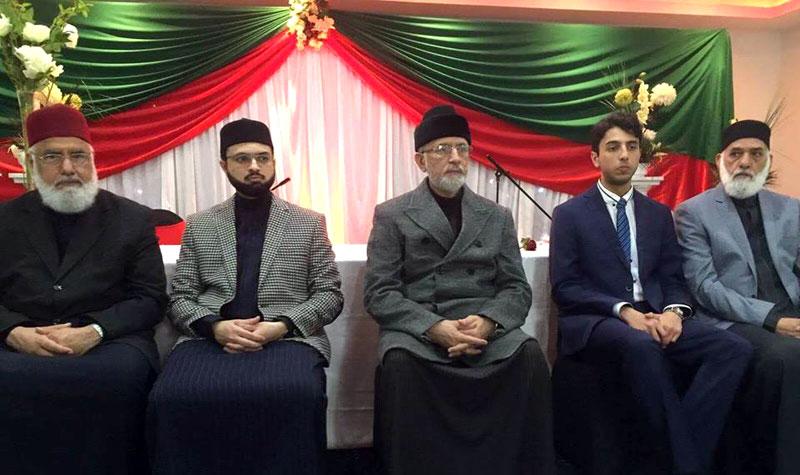 Individuals strengthened & institutions weakened in Pakistan: Dr Tahir-ul-Qadri