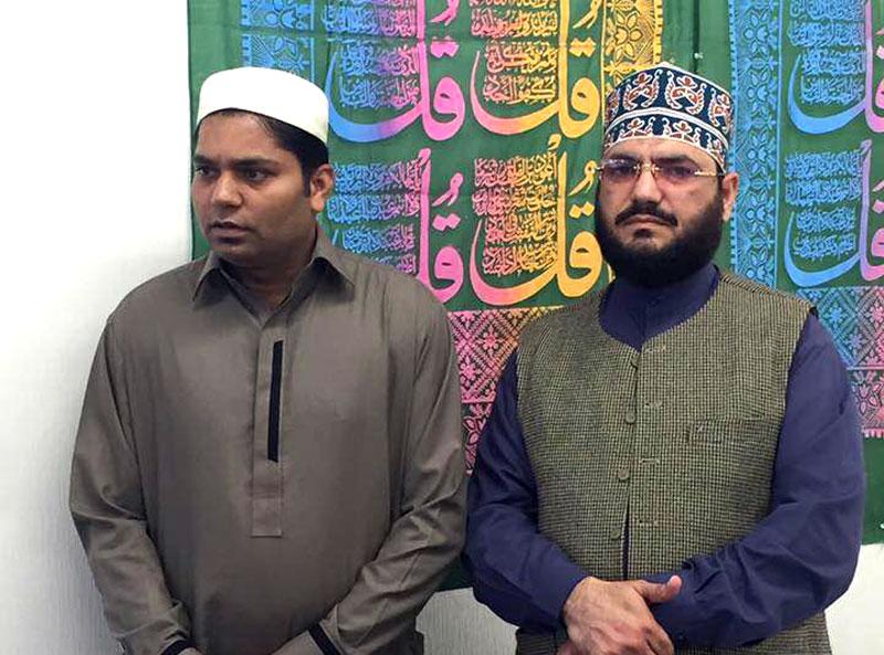 قادیانی نوجوان 'عمر مبارک' شیخ الاسلام کے خطابات سن کر دائرہ اسلام میں داخل