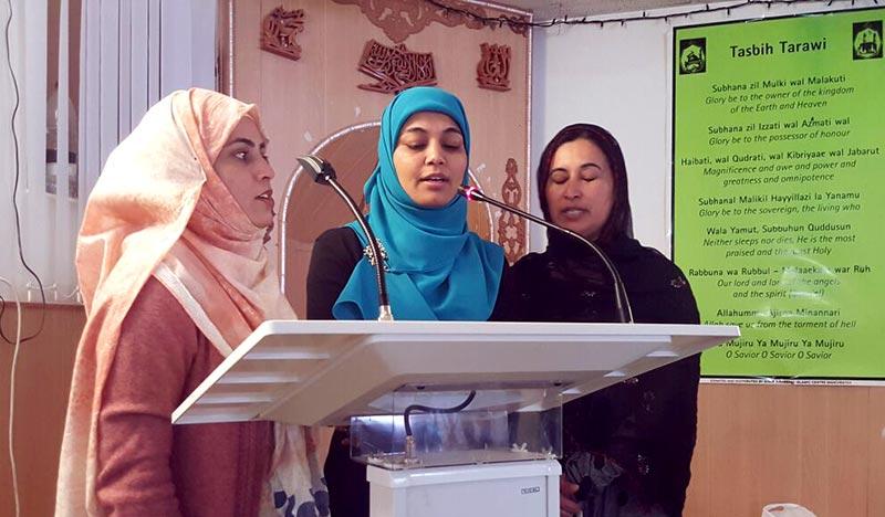 Denmark: MWL (Valby) holds commemoration of Syeda Fatima Zahra (RA)