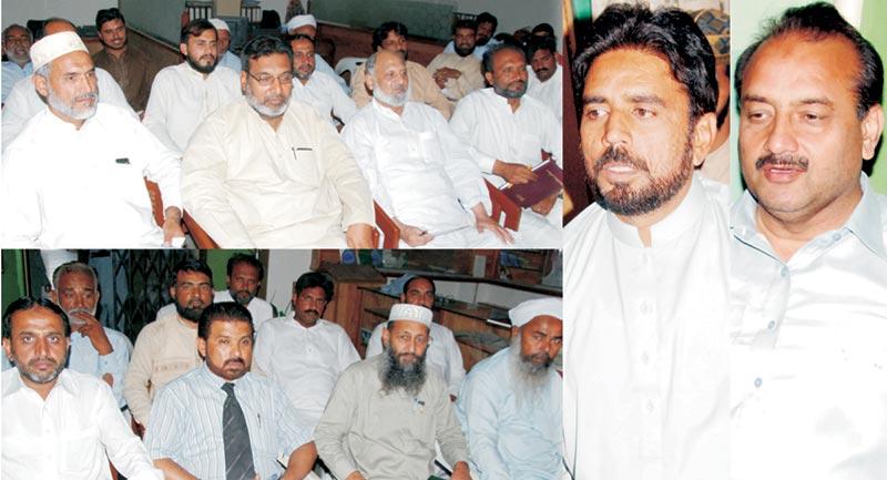 فیصل آباد: تحریک منہاج القرآن کی عیدملن پارٹی کی تقریب