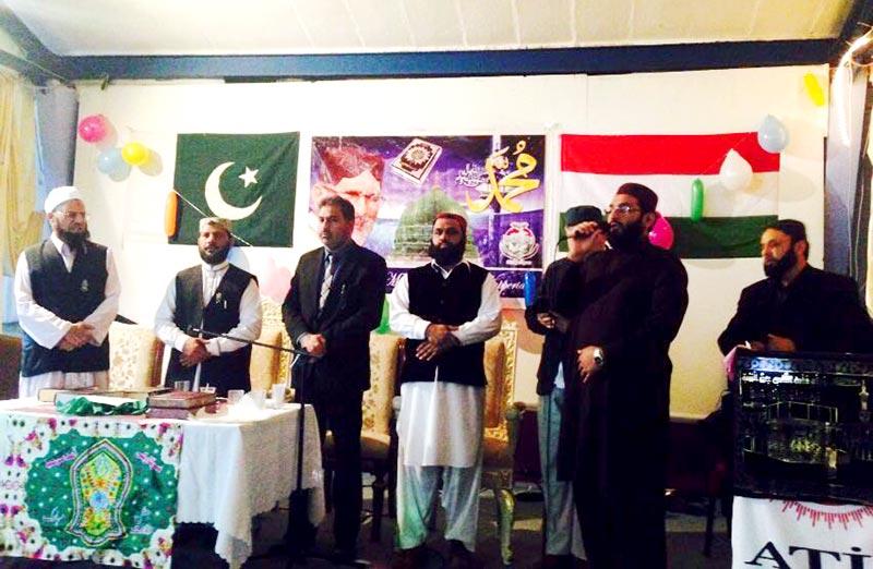 جرمنی: منہاج القرآن انٹرنیشنل کی ووپاٹال میں عبدالستار ایدھی اور شہدائے ماڈل ٹاؤن کی یاد میں تقریب