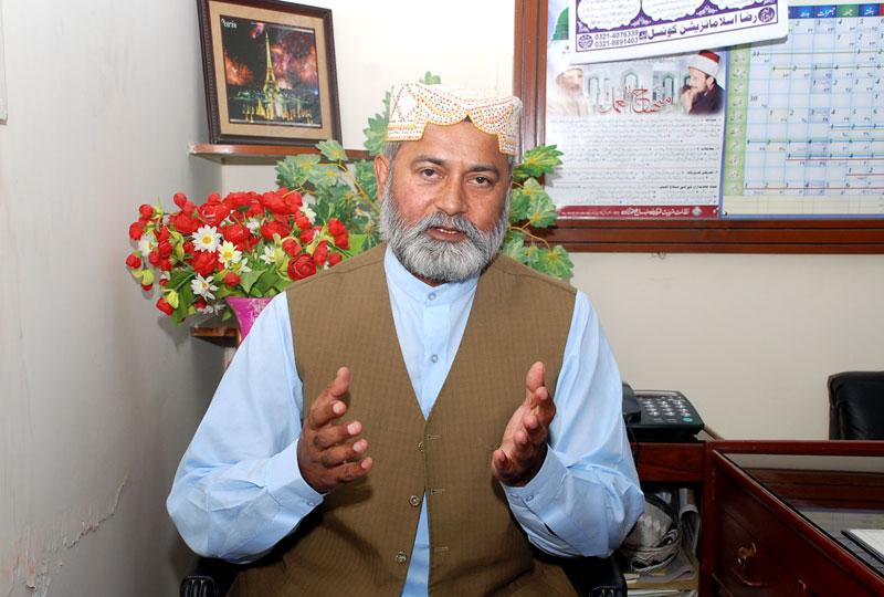 دین اسلام کرہ ارض پر موجود ہر فرد کے حقوق کو تحفظ فراہم کرتا ہے: احمد نواز انجم