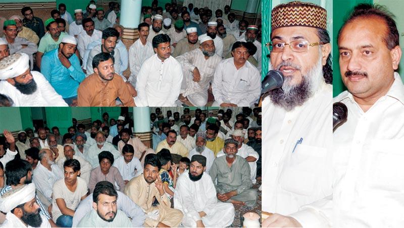 فیصل آباد: تحریک منہاج القرآن کے جملہ فورمز کا اجلاس