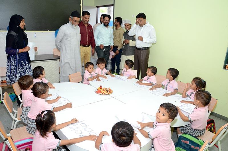 انڈیا: منہاج القرآن انٹرنیشنل کا بڑودا میں گلوبل نالج انٹرنیشنل سکول کا قیام