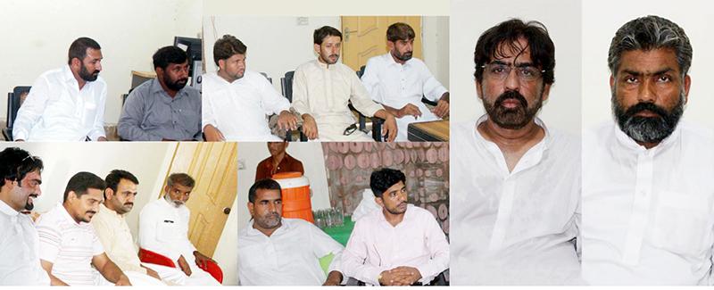 ملتان: پاکستان عوامی تحریک جنوبی پنجاب کا اجلاس