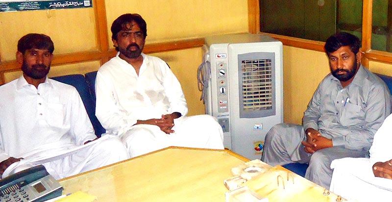 ملتان: تحریک قصاص کے سلسلے میں احتجاجی ریلی اور دھرنے پر صدر جنوبی پنجاب کی میٹنگ