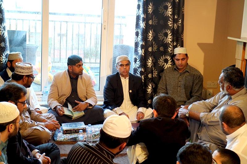 آئرلینڈ: منہاج القرآن انٹرنیشنل کے زیراہتمام ماہانہ مجلسِ ختم الصلوٰۃ علیٰ النبی (ص) کا انعقاد