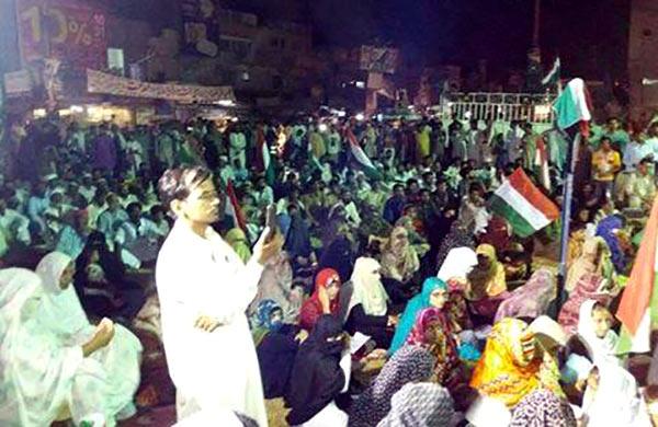 خانیوال: پاکستان عوامی تحریک میاں چنوں کا قصاص مارچ و دھرنا