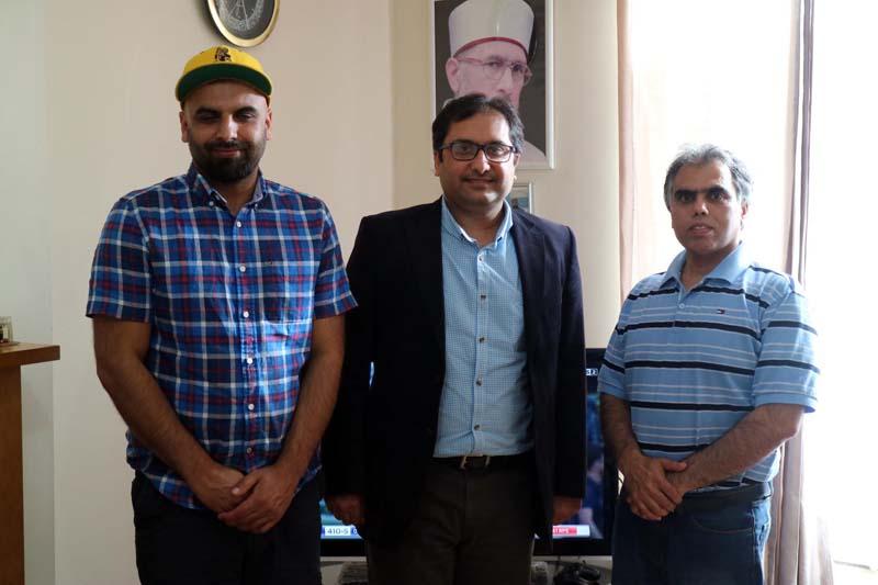 آئرلینڈ: تحریک انصاف کے صدر عمران خورشید کی منہاج القرآن انٹرنیشنل کے عہدیداران  سے ملاقات