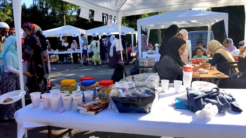 ڈنمارک: منہاج القرآن ویمن لیگ ویلبی کے زیراہتمام مینا بازار