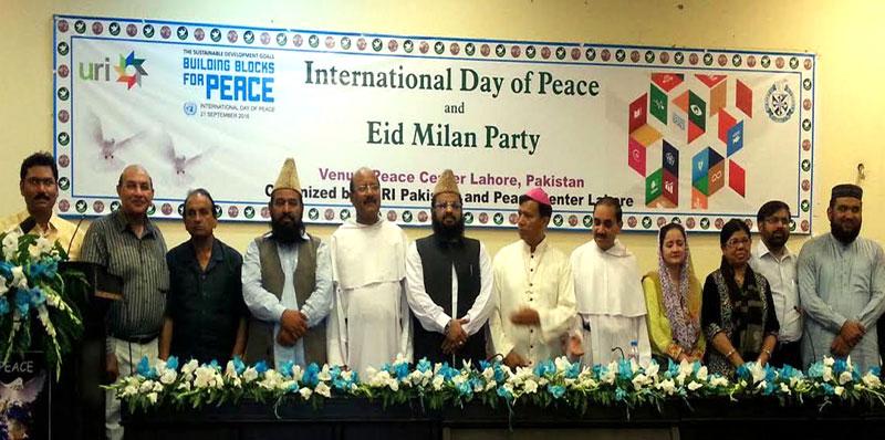 مسئلہ کشمیر عالمی امن کی راہ میں بڑی رکاوٹ ہے، پیس سنٹر میں مقررین کا خطاب