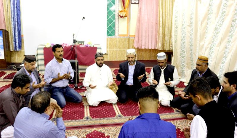 اٹلی: علامہ وقار احمد قادری کی والدہ کے انتقال پر منہاج القرآن انٹرنیشنل کے  رہنماؤں کا اظہار تعزیت