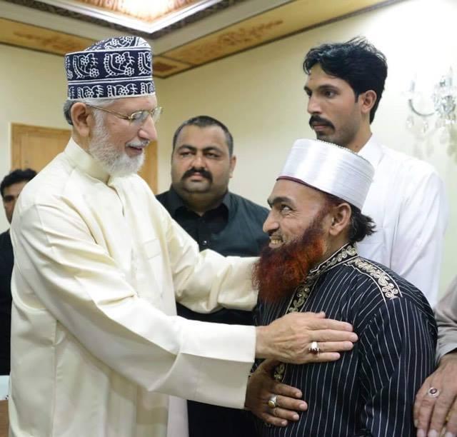 Dr Tathir-ul-Qadri grieved by death of Allama Noor Shah