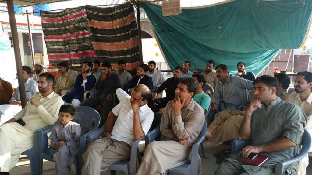 راولپنڈی: منہاج یوتھ لیگ کی تربیتی ورکشاپ